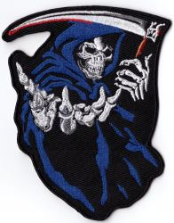 Blue Reaper Patch