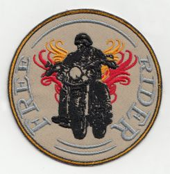 Free Rider Patch