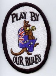 Play by Our Rules Patch