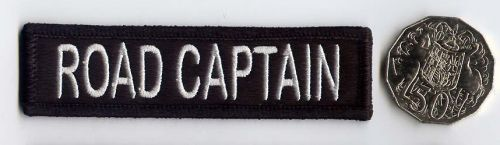 Road Captain Patch
