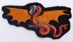Winged Dragon Patch