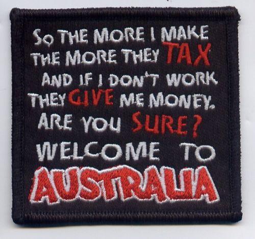 Australian Taxes Patch