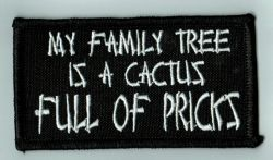 My Family Tree Patch