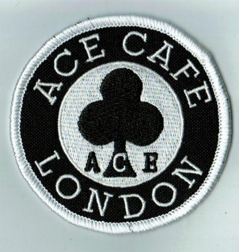 Ace Cafe Round Patch