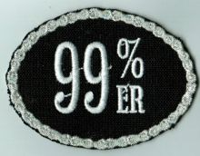 99%er Patch
