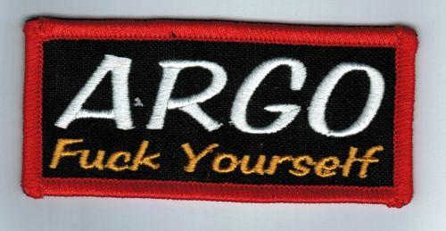 ARGO Patch