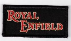 Royal Enfield cloth Patch