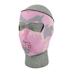 Face Mask Lady Camo
