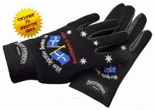 Hardcore 2 Flags Mechanics Gloves