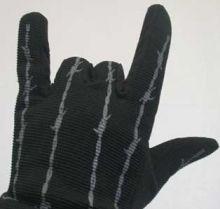 Mechanics Gloves Barbed