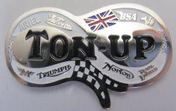 Ton-Up Badge