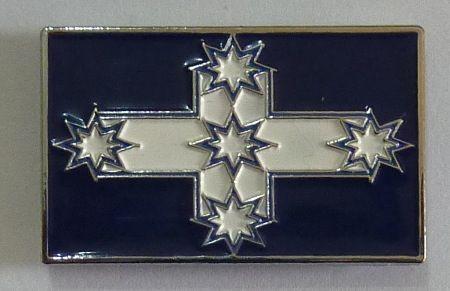 Eureka Rectangle Badge