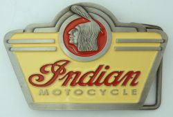 Indian Retro Belt Buckle
