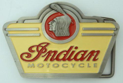 Indian Retro Belt Buckle