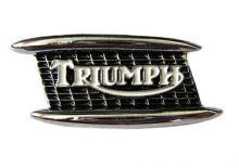 Triumph Tank Badge