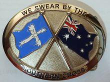 Australian Eureka Belt Buckle