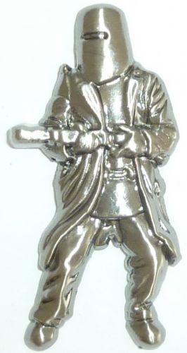 Ned Kelly Pewter Badge