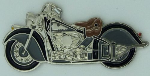 Indian Chief Motorcycle Badge