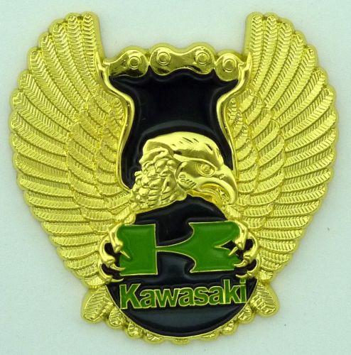 Kawasaki Gold wings Badge