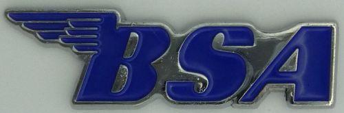 BSA Script Wing Badge