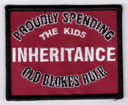 Spending the Kids Patch
