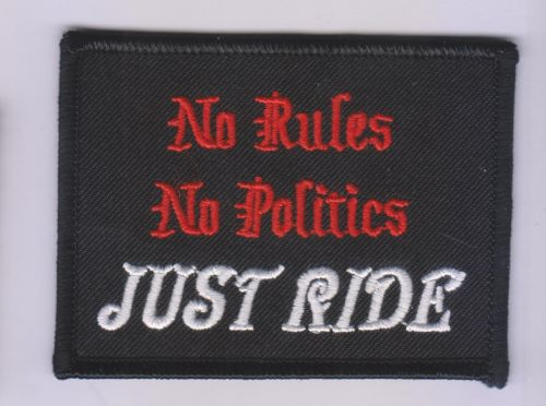 No Rules Patch