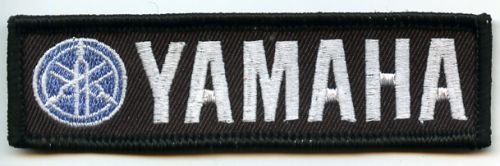 Yamaha Rectangle  Patch
