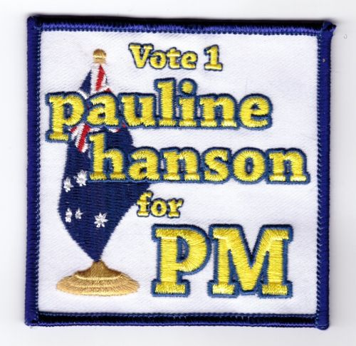 Pauline for PM Patch