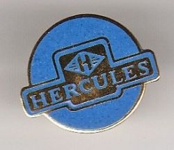 Hercules Badge