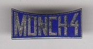 Munch 4 Wide Rec Badge