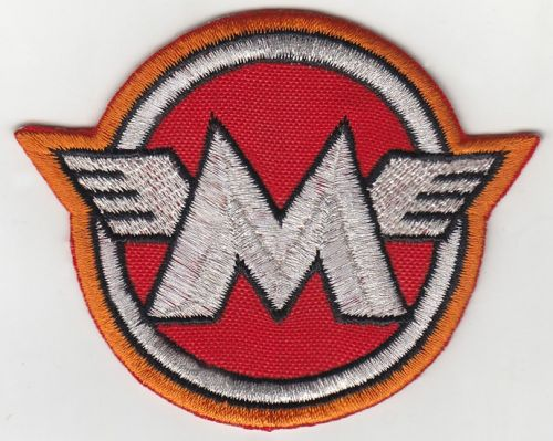 Matchless Round M Patch