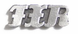 FXR Pewter Badge