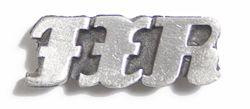 FXR Pewter Badge