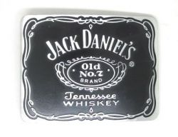Jack Daniels Black Belt Buckle