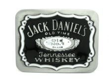 Jack Daniels Black&White Belt Buckle