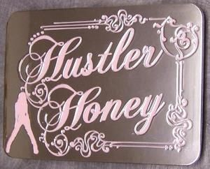 Belt Buckle Honey Hustler