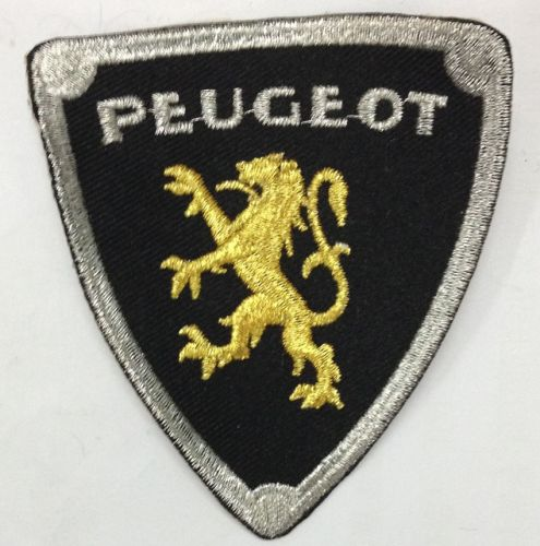 Peugeot Shield Embroidered Patch