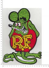Ratfink Back Patch